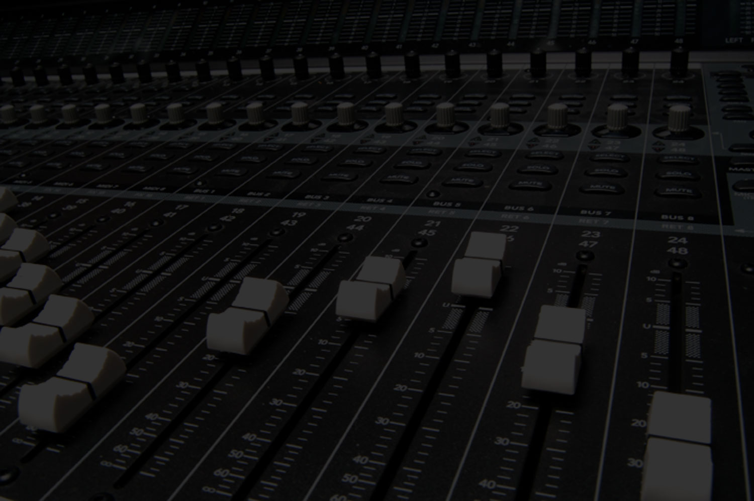 We deliver exceptional production solutions for the digital audio revolution.